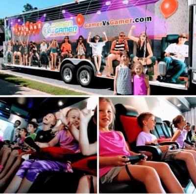 Game Truck Atlanta ,Playing Video Games