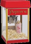 Game Truck Atlanta Unlimited Popcorn