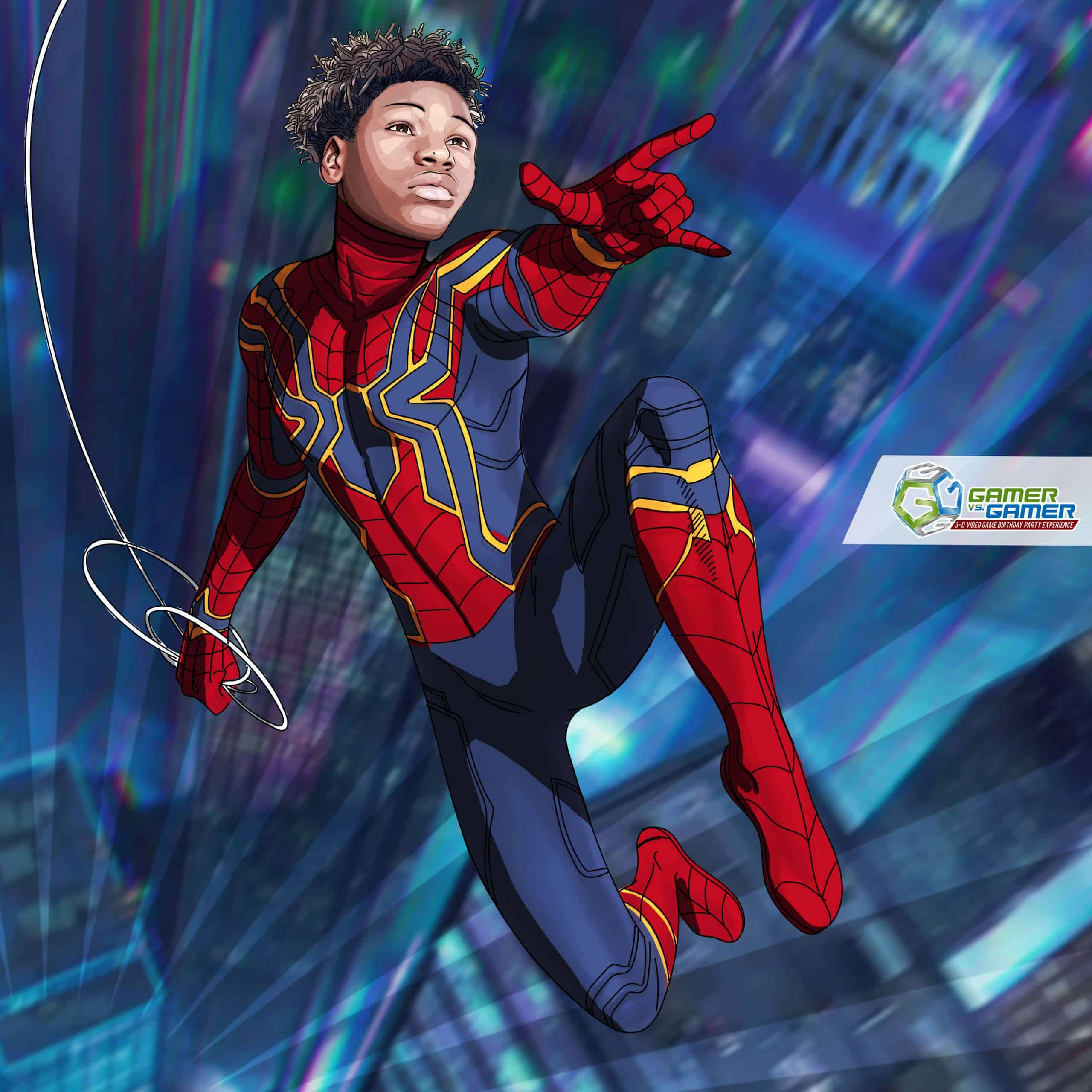 DEMETRIUS Spiderman