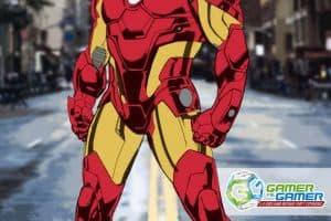 Damien Iron Man Super Hero 7